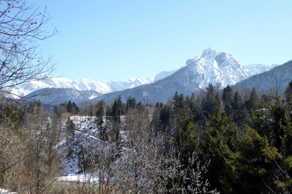 Tarvis Julische Alpen