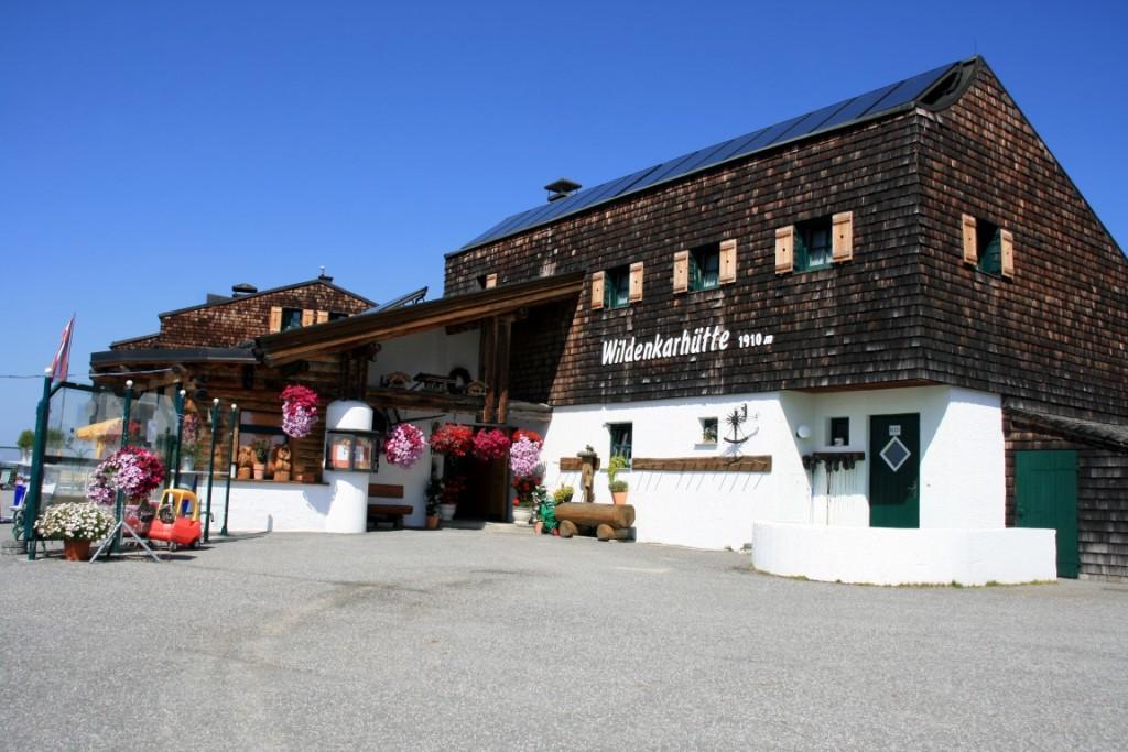 Wildenkarhütte-leogang