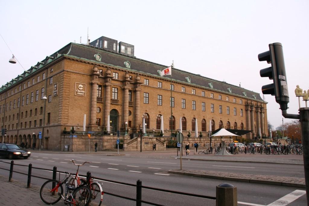 Clarion-Post-Göteborg