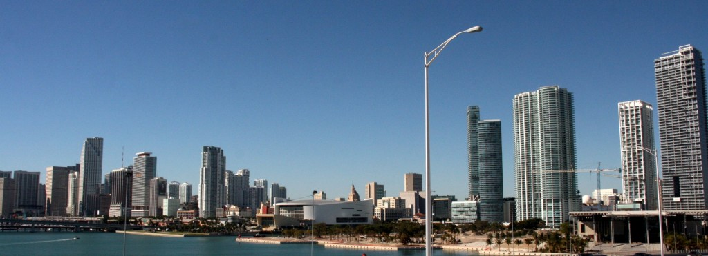 Urlaub-USA-Miami-Skyline