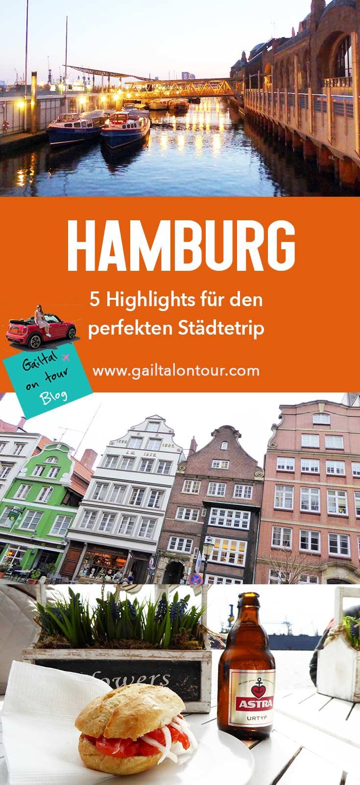Reisetipps für einen Kurztrip nach Hamburg