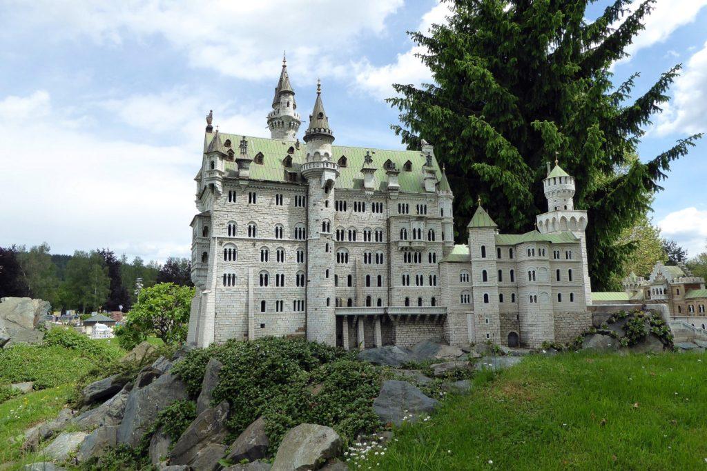 Schloss Neuschwanstein, das Märchenschloss