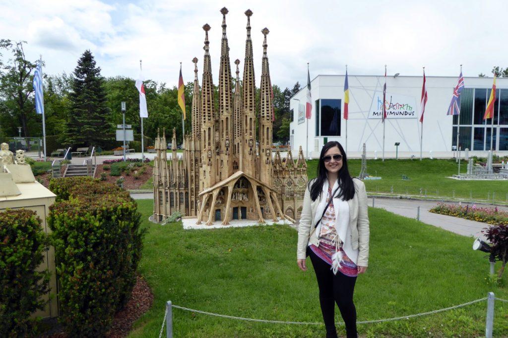 never-ending Story? oder vielleicht doch in 10 Jahren: die Sagrada Familia