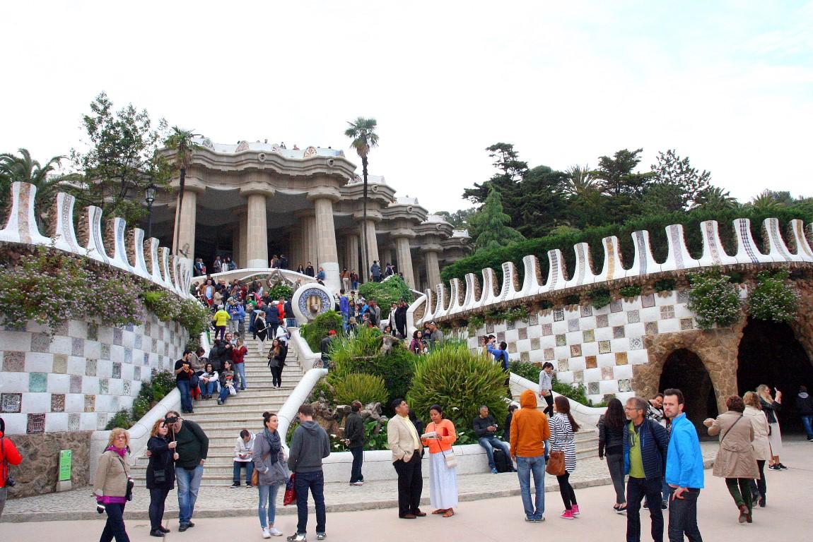 park-guell-tempel