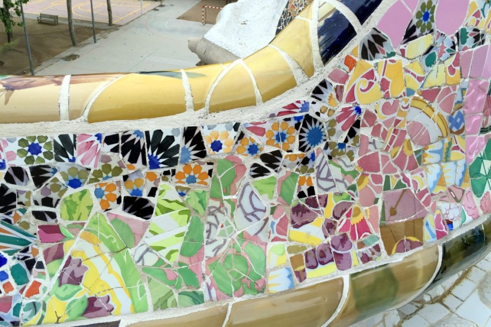mosaik-park-guell