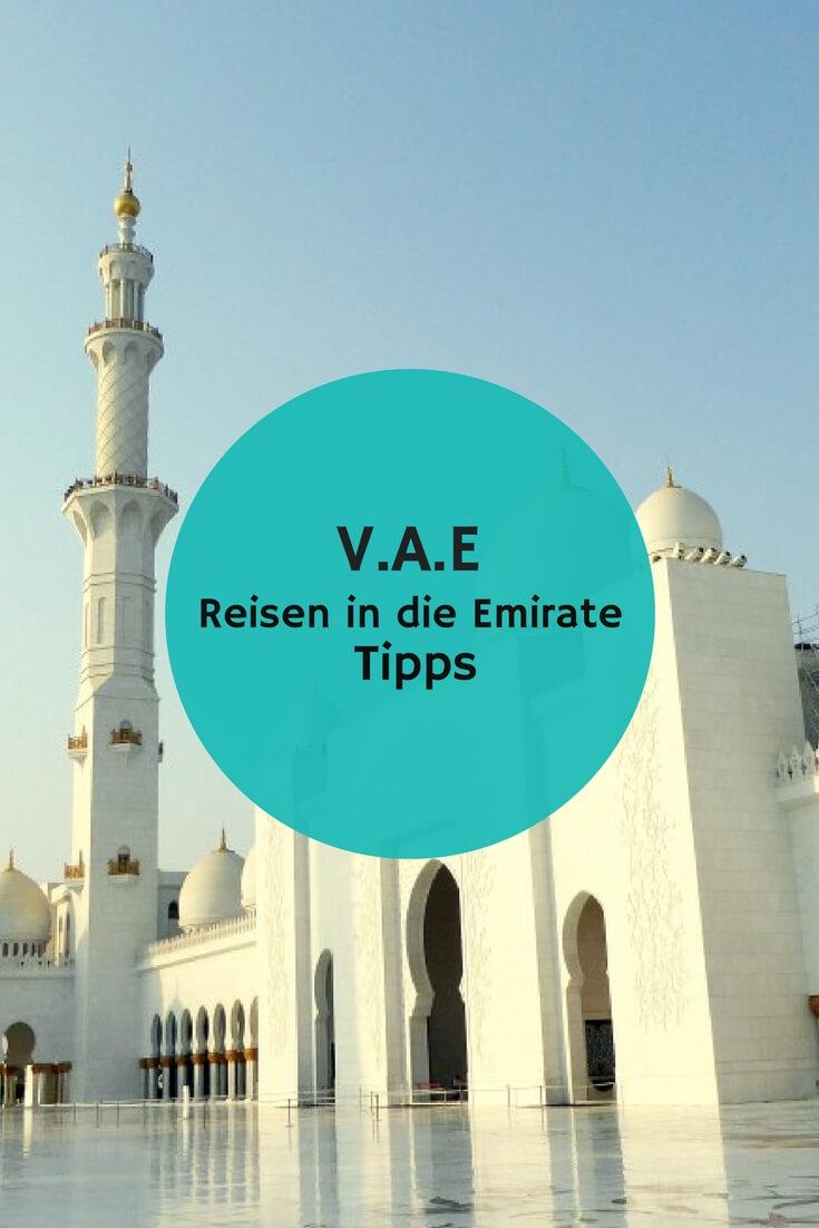 Tipps für Reisen nach Abu Dhabi und Dubai in den Sommermonaten