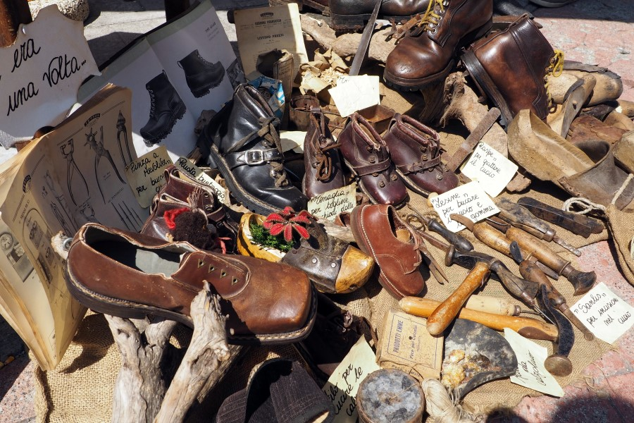 Mistirs-Schuhe