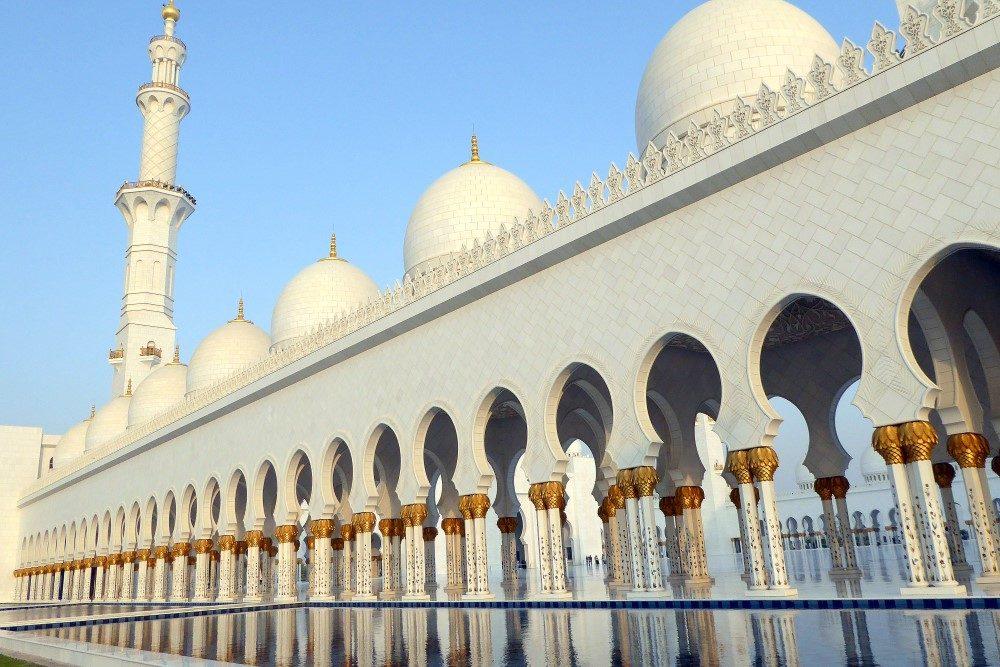 sheikh-zayed-moschee außen