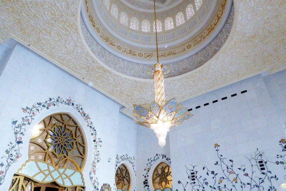 sheikh-zayed-moschee ornamente