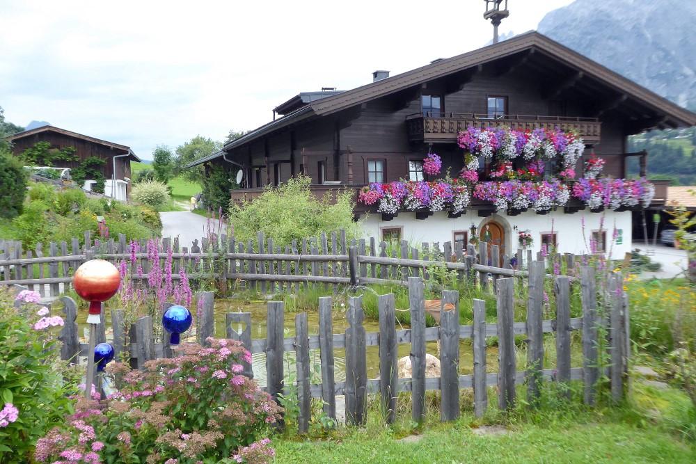 Urlaub-Bauernhof-Sinnlehenhof