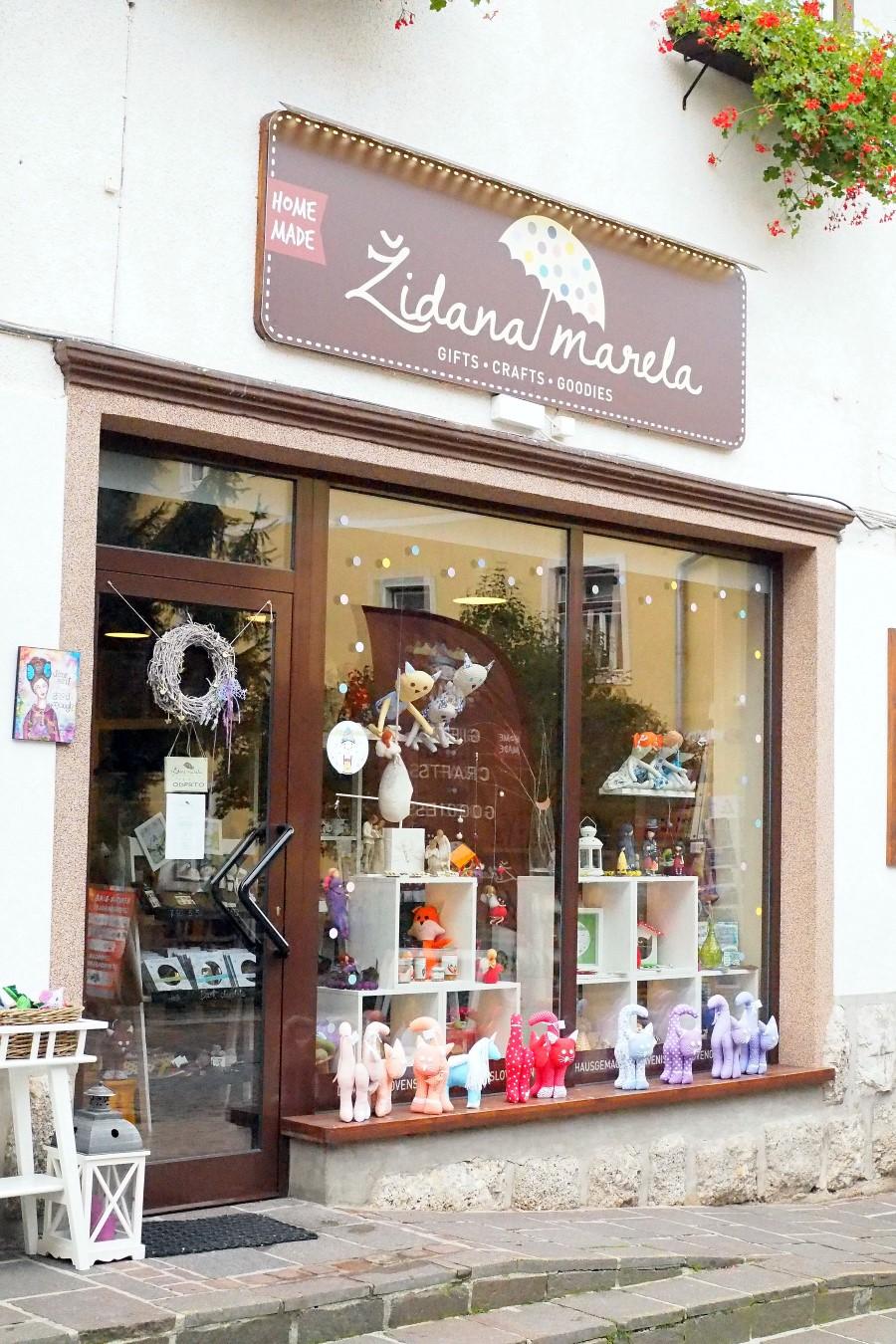 Shop Kranjska Gora