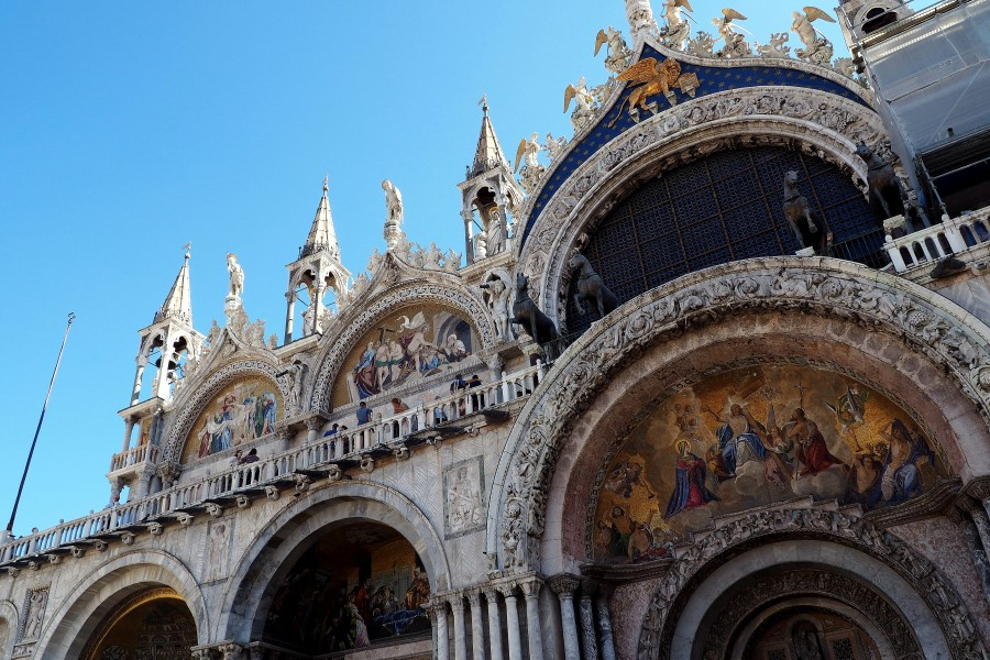 Markuskirche Venedig