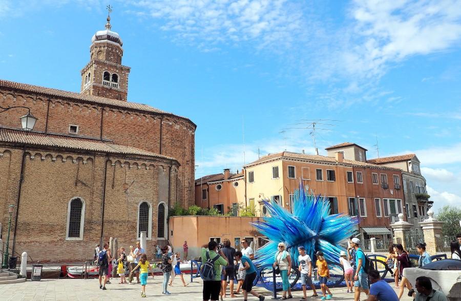 Murano Glaskunst Venedig