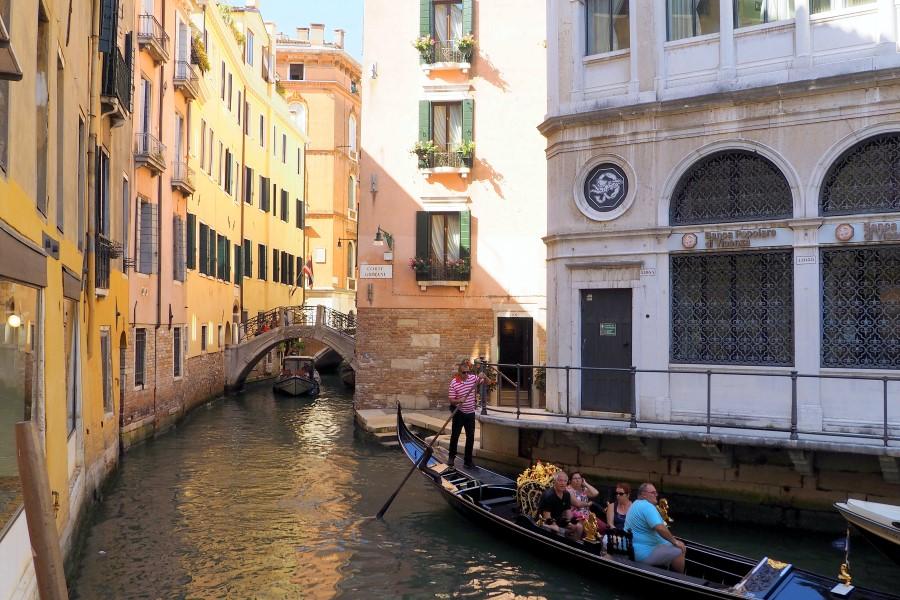 Venedig-Kreuzfahrt-Mittelmeer