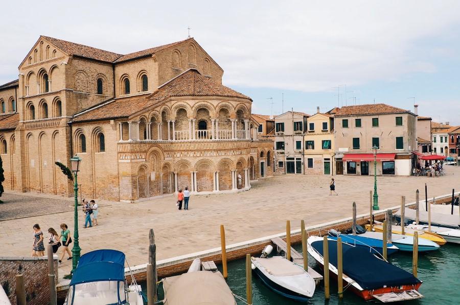 Murano Lagune Venedig