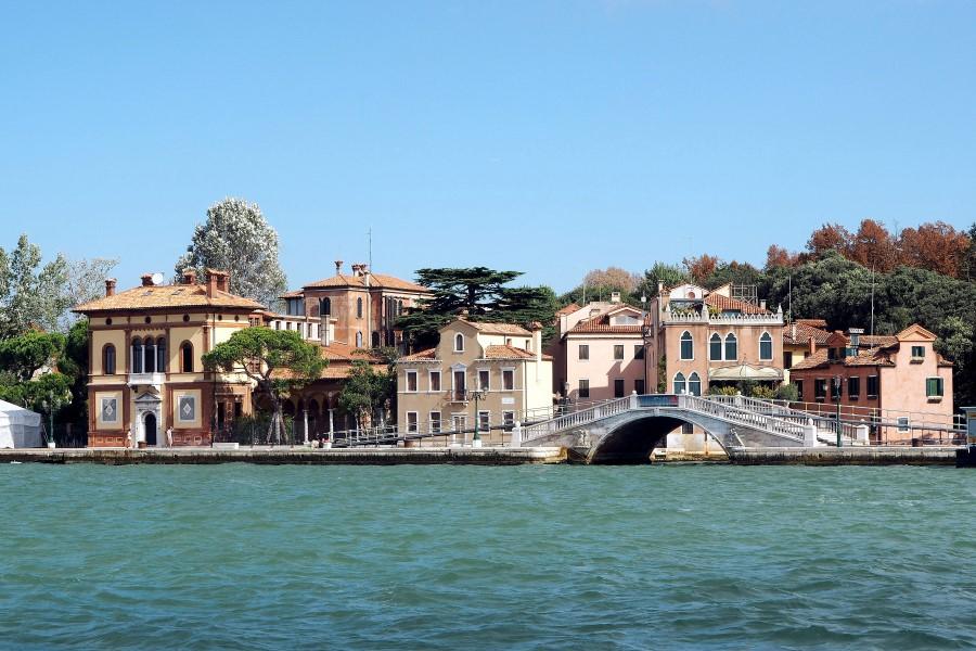 Anreise Venedig