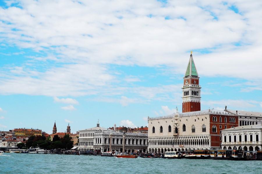 Skyline Venedig Markusplatz