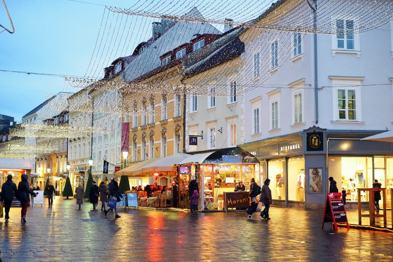 Christkindlmarkt_Klagenfurt-Innenstadt