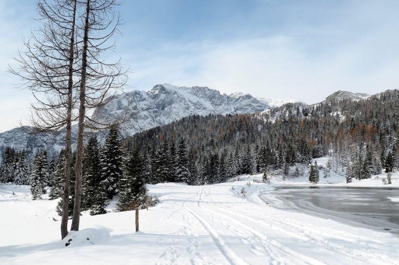 Winterruhe-Nassfeld-Kärnten
