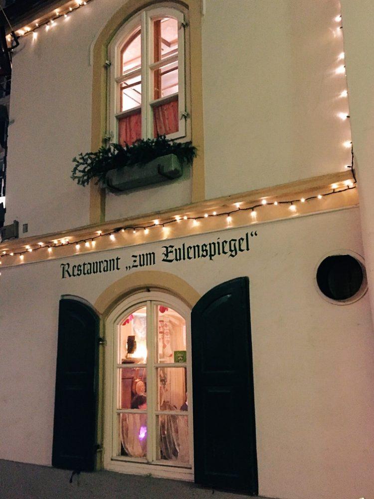 Salzburger-Innenstadt-Restaurant