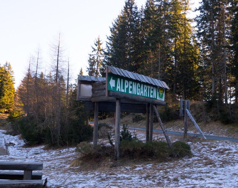 Alpengarten Villach