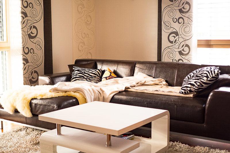 gemütlich machen couch