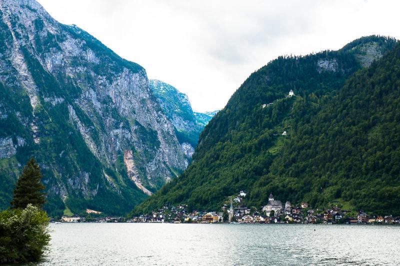 Schifffahrt Hallstätter See