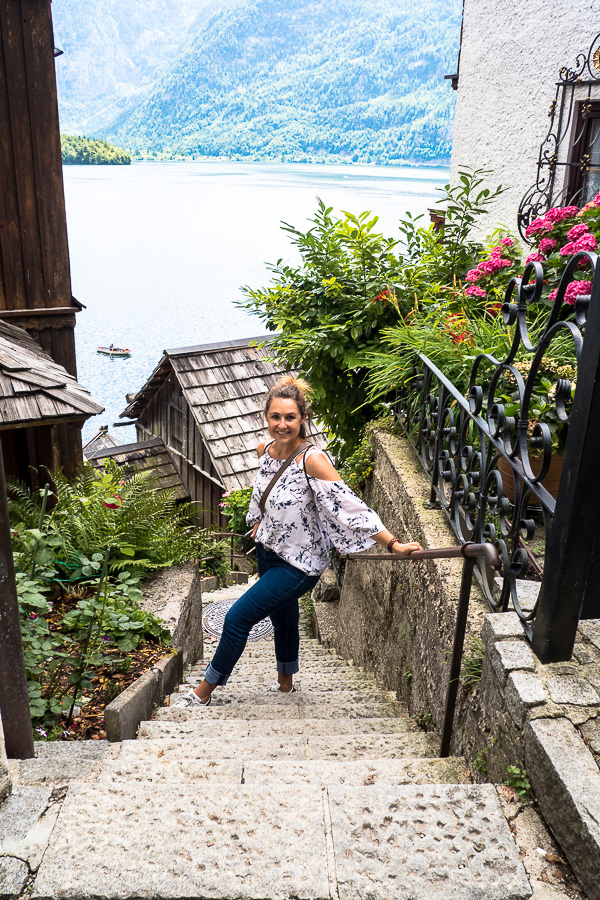 Sightseeing Hallstatt