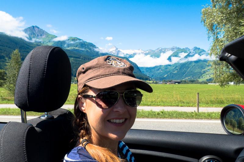 Cabrio-Tour-Salzburg