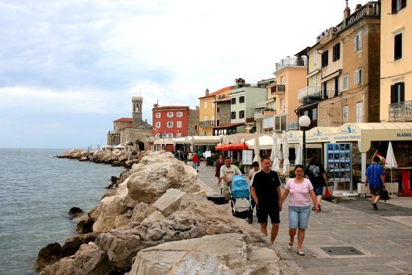 Promenade Piran