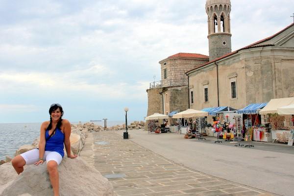 Piran Slowenien Urlaub