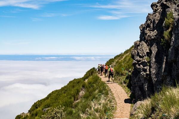 Weg Pico Ruivo