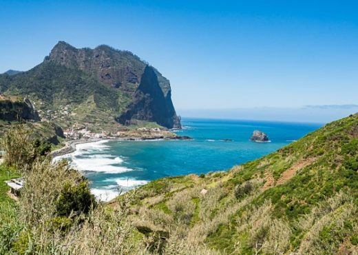 Nordostküste Madeira