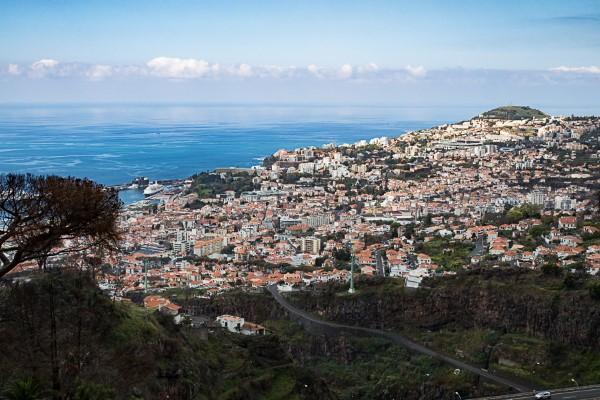 Madeira botanischer Garten
