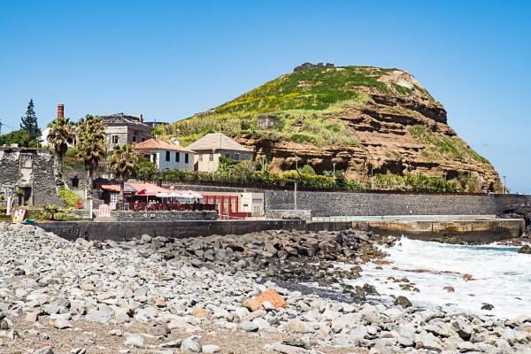 Madeira Porto Cruz