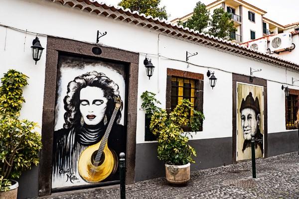 Altstadt-Madeira-Streetart