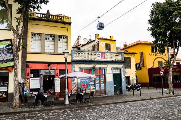 Altstadt- Madeira