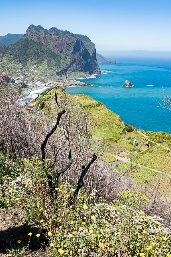 Küstenwanderung-Madeira