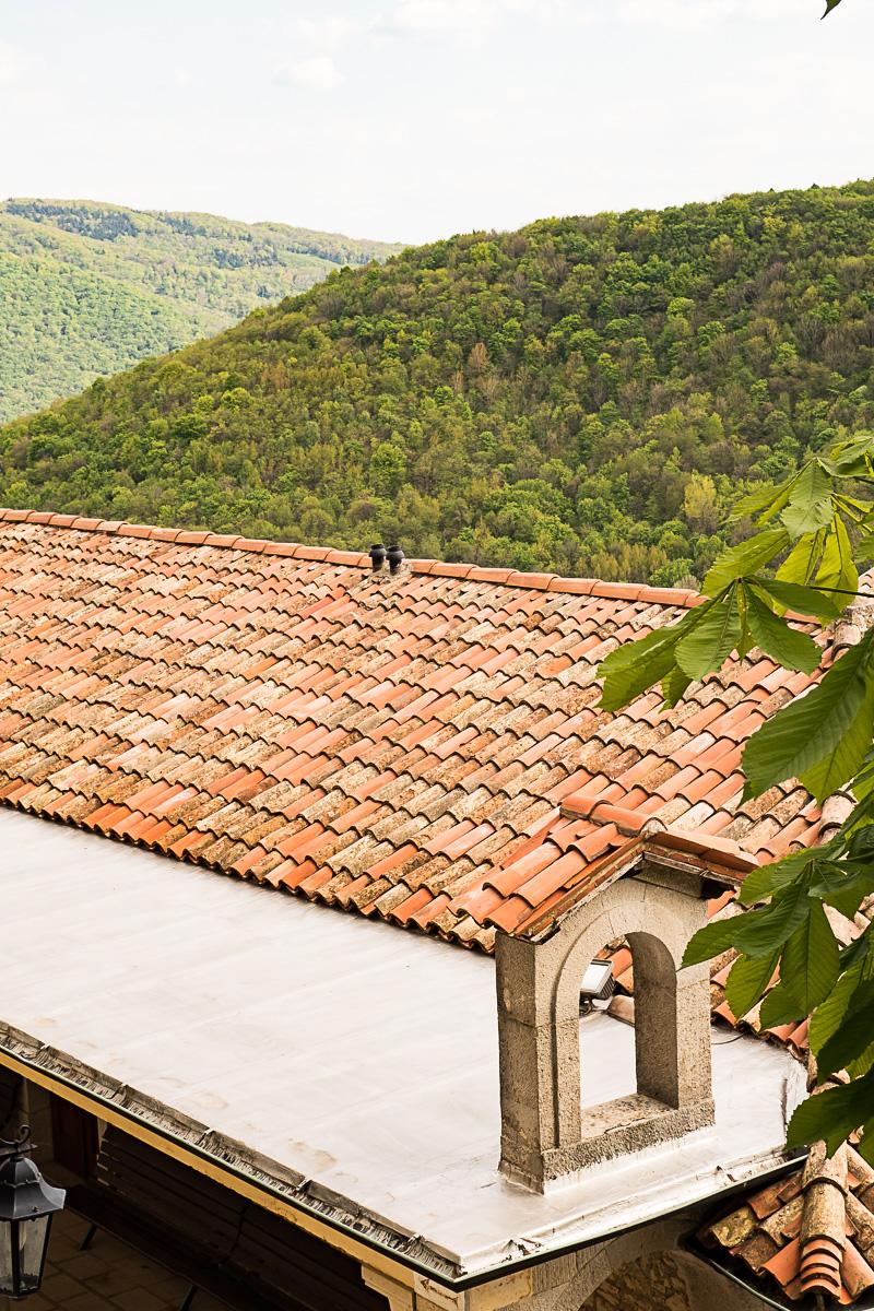Ausblick Castelmonte