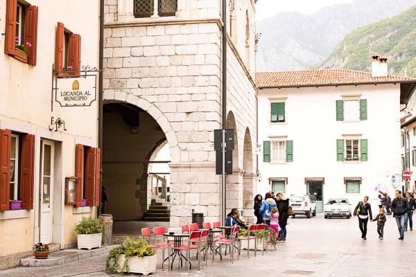 Rathausplatz Venzone