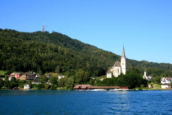 Maria-Wörth-Wörthersee