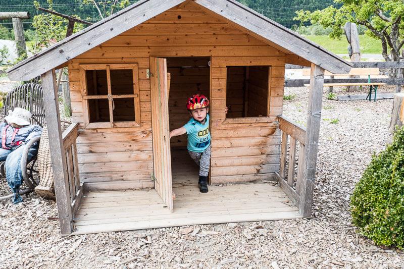 Kinder-Schaubauernhof