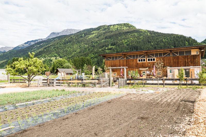 Gemüsegarten Gailtalbauer