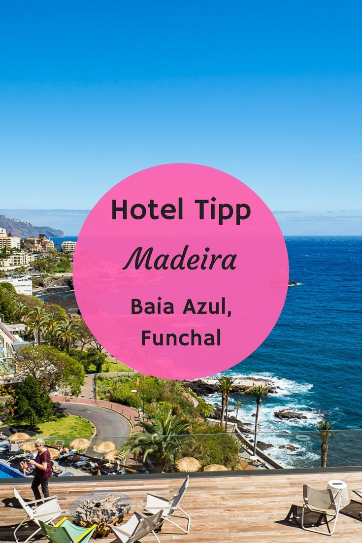 Hotel auf Madeira: das Baia Azul in Funchal