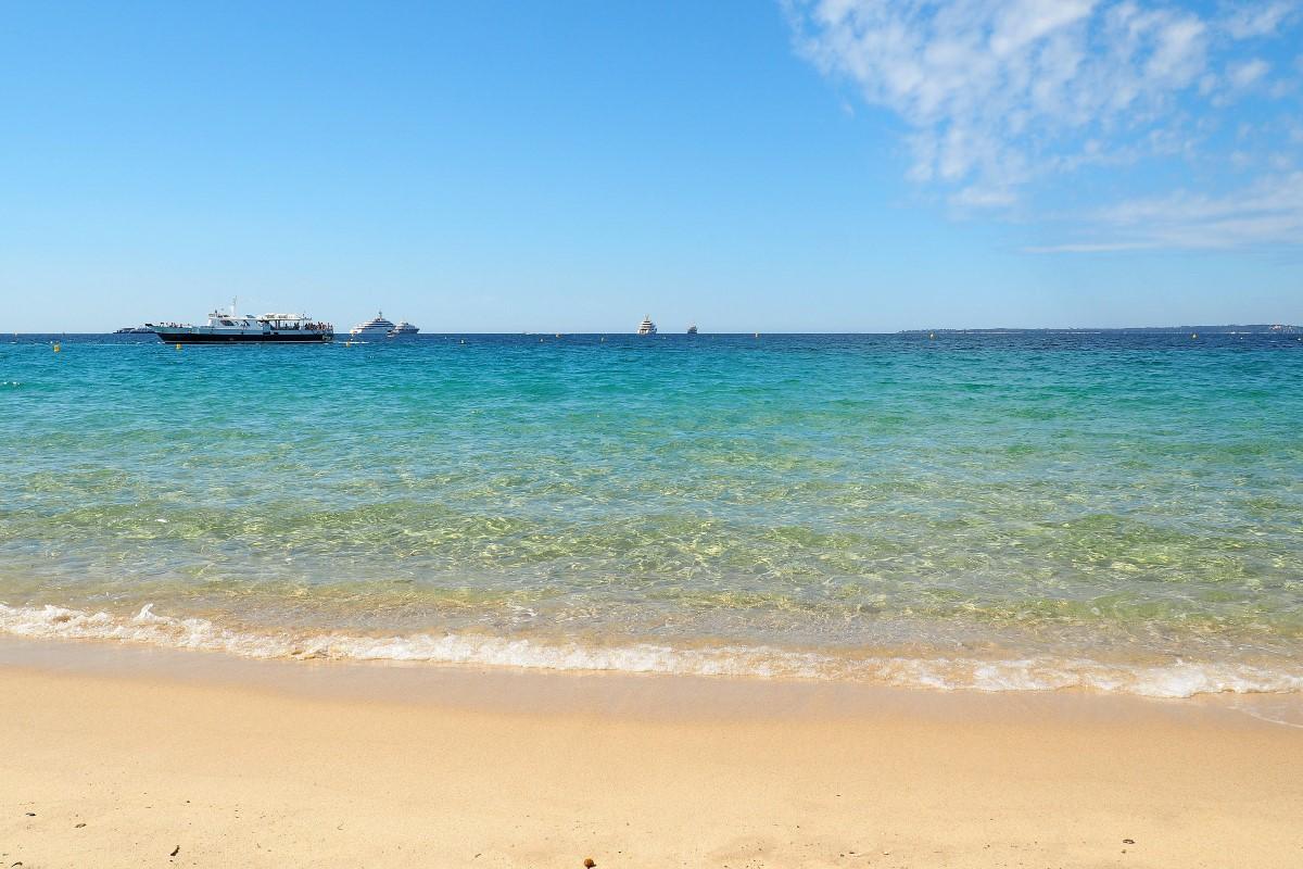 Strand-Antibes-Reiseführer-Riviera