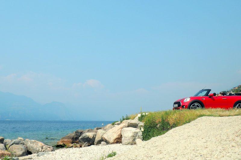 Cabrio-Stop-Gardasee