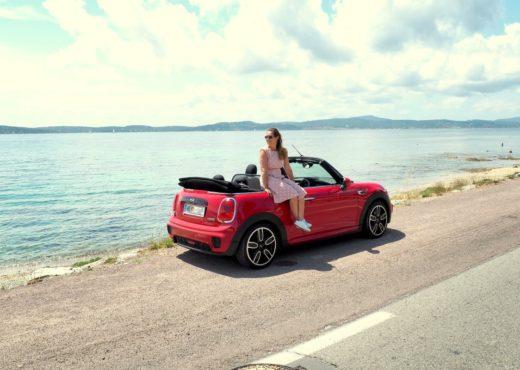 Reiseroute Urlaub Riviera