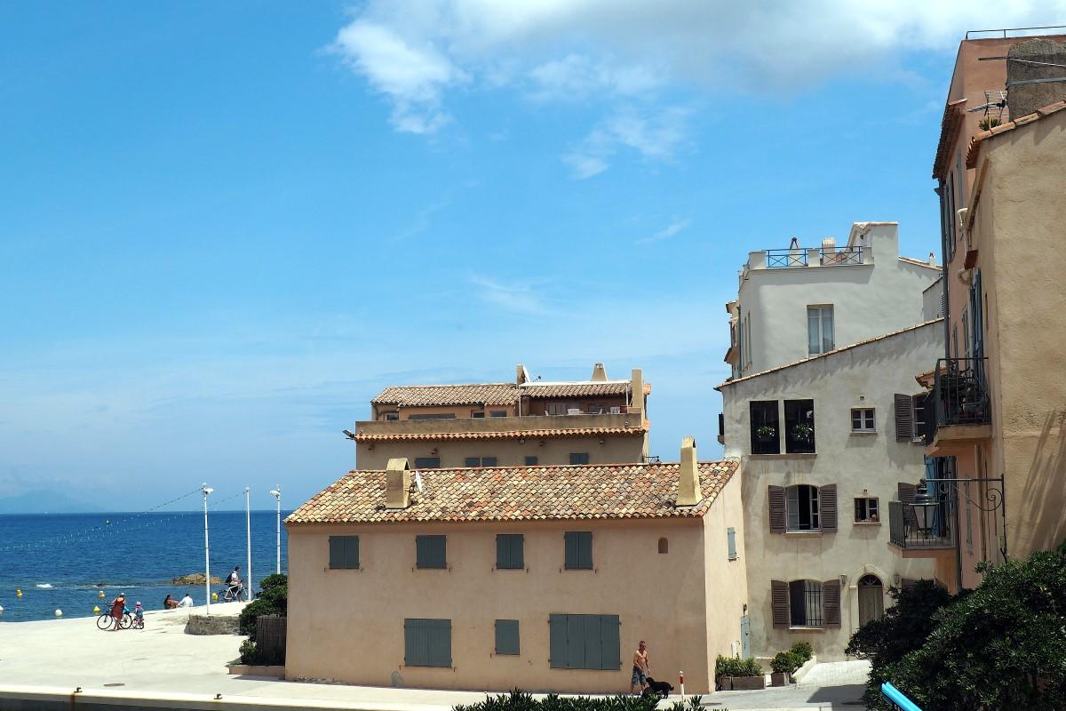 Saint-Tropez-Sommer