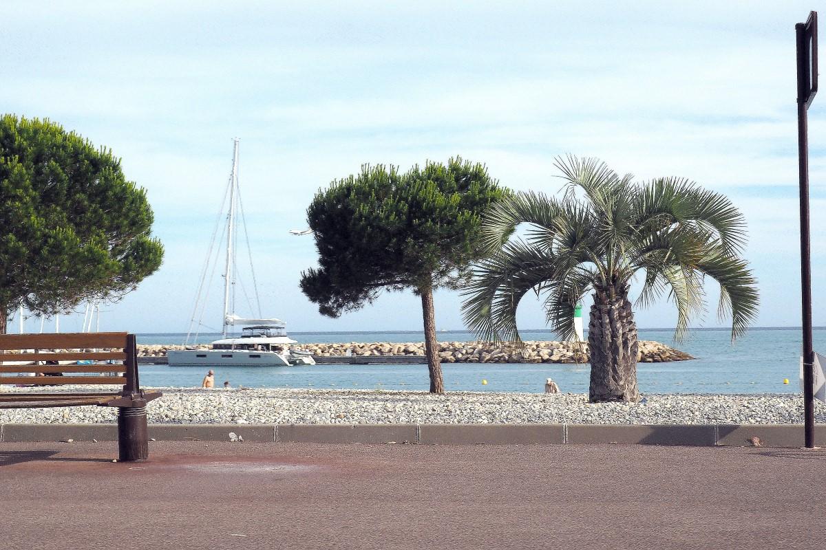 französische-Riviera-Küste