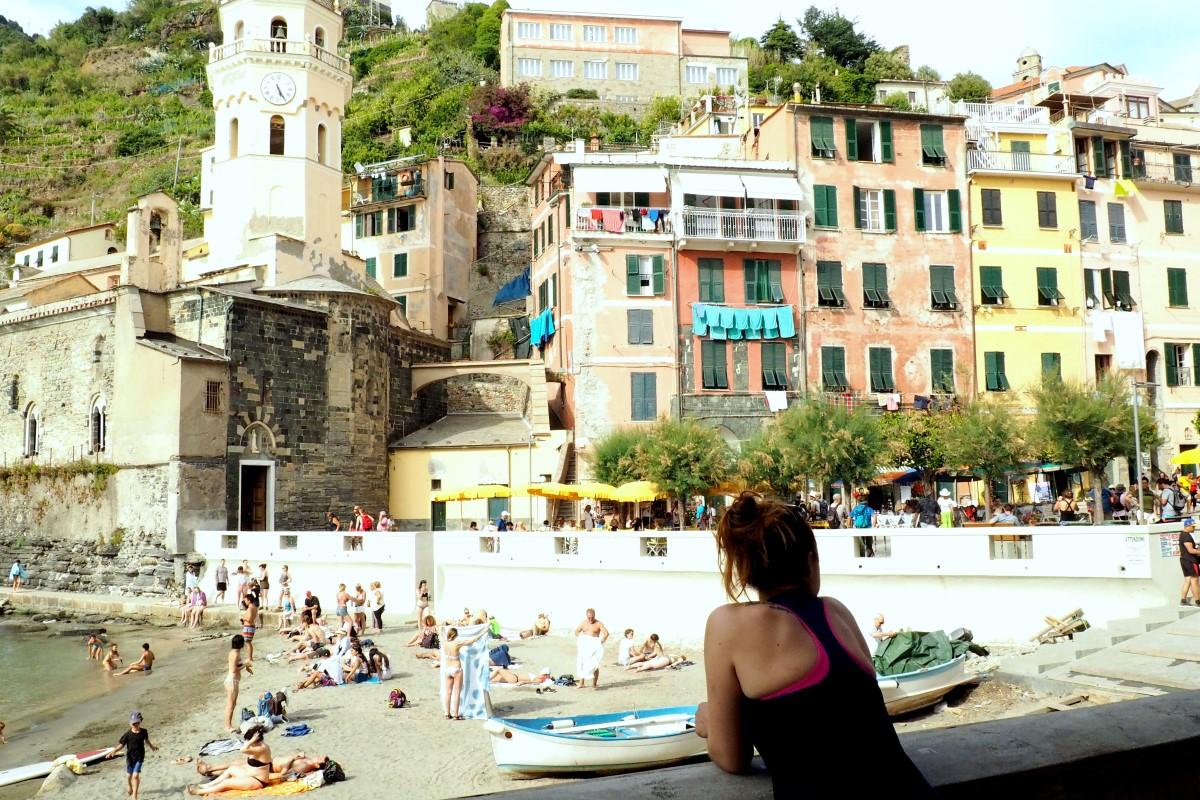 Vernazza-5-Dörfer-Ligurien